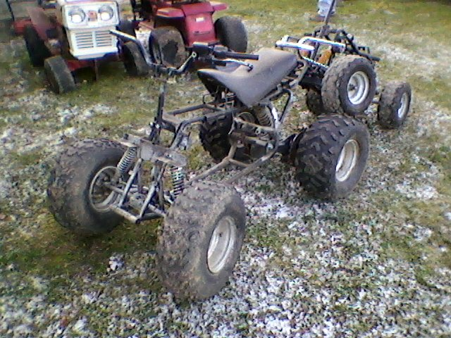 What have you done to your tractor today? - Page 4 Atv