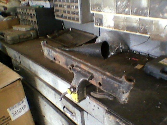 Craftsman II Mudder Project Axle-1