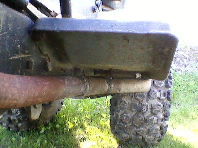 Craftsman II Mudder Project Exhaust1