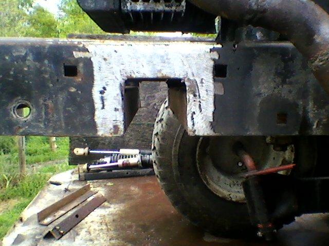 Craftsman II Mudder Project Frnt2