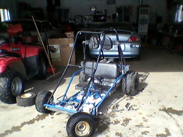 Go Kart Repair For Re Sale