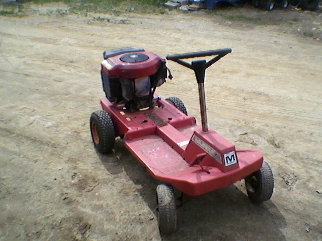 Murray Rear Engine Tractor Minimonster2