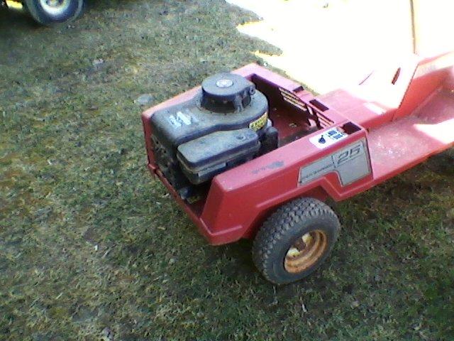 Murray Rear Engine Tractor Minimurray