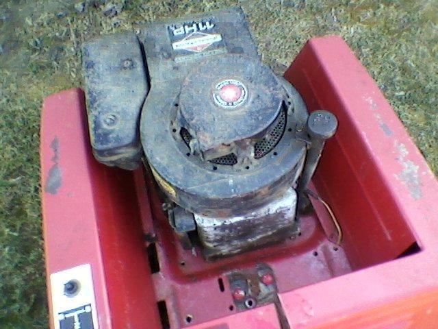 Murray Rear Engine Tractor Minimurray1