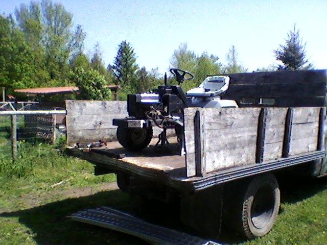 Craftsman II Mudder Project Rednecklift