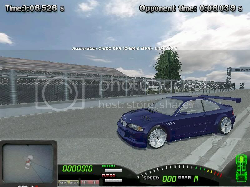 bmw GT-M3  StreetLegal_Redline2011-06-1813-09-48-06