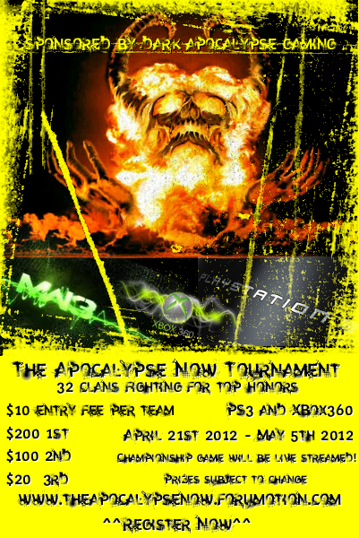 my banners and tournament ads Tourn1final
