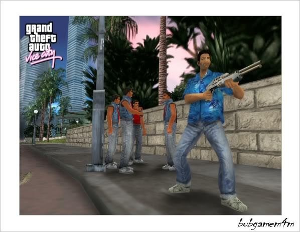 GTA Vice City GTAViceCity1