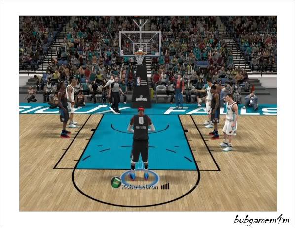 NBA 2011 - Sport Game NBA20112