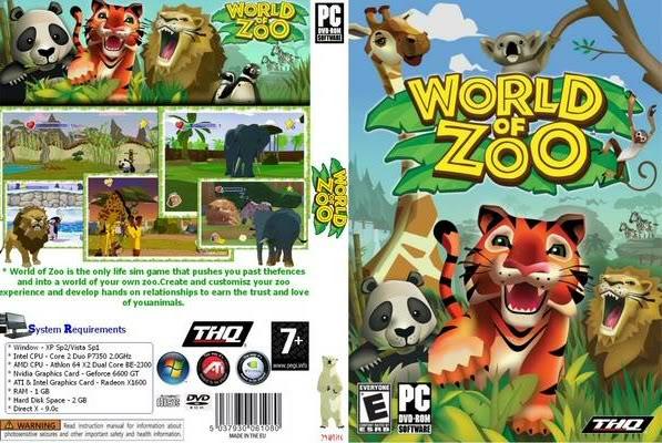 World of Zoo WorldOfZoologo