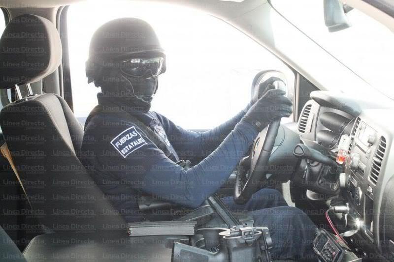 Fotos de la Policía Élite de Sinaloa 15216_zoom