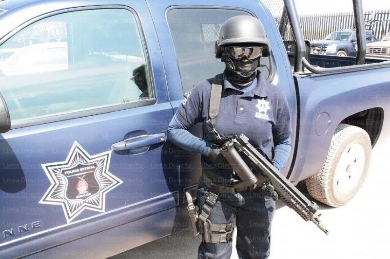 Fotos de la Policía Élite de Sinaloa 15217_zoom