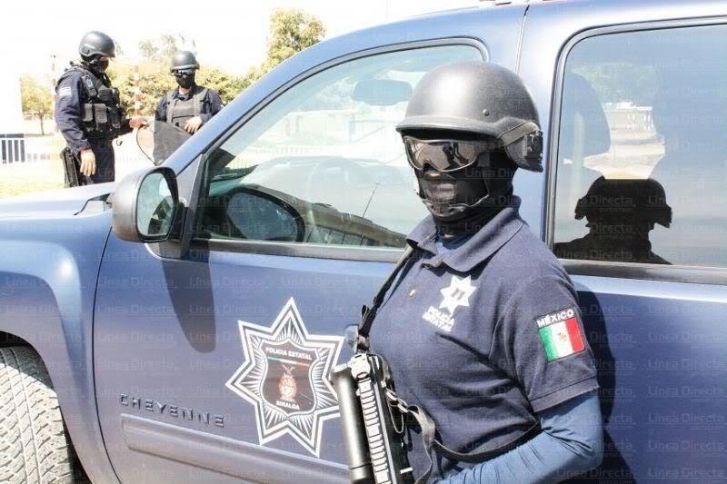 Fotos de la Policía Élite de Sinaloa 15218_zoom