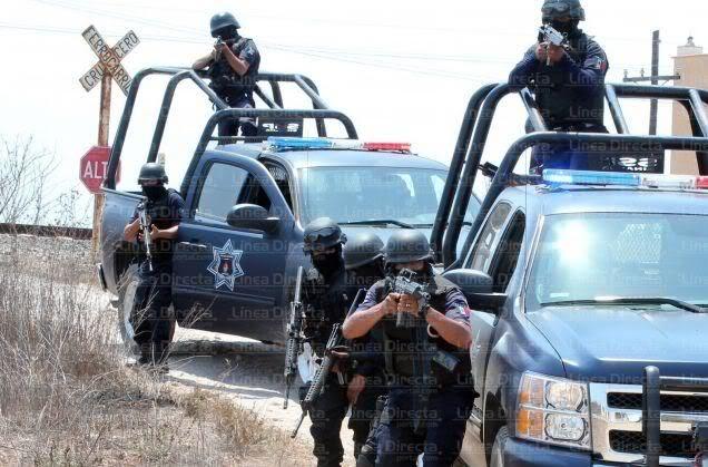Fotos de la Policía Élite de Sinaloa Imagen-6