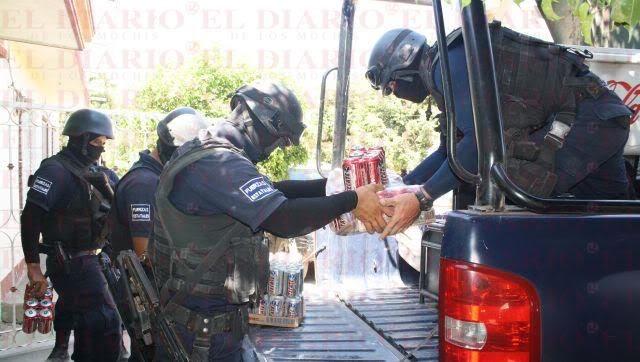 Fotos de la Policía Élite de Sinaloa Imagen-7