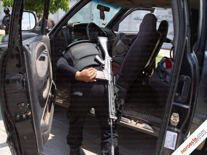 Fotos de la Policía Élite de Sinaloa Imagen10
