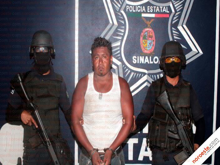 Fotos de la Policía Élite de Sinaloa Imagen12