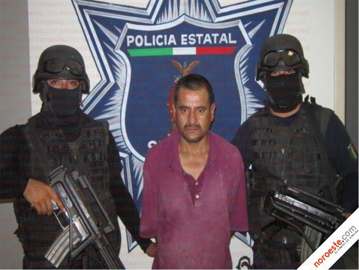 Fotos de la Policía Élite de Sinaloa Imagen13