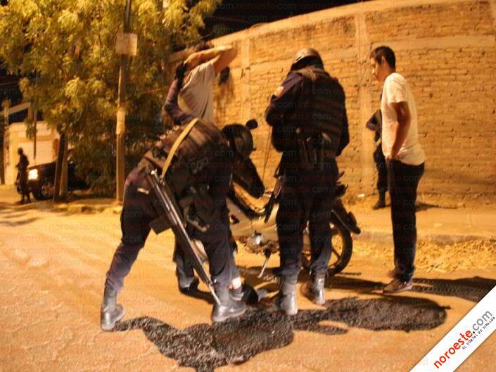 Fotos de la Policía Élite de Sinaloa Imagen14