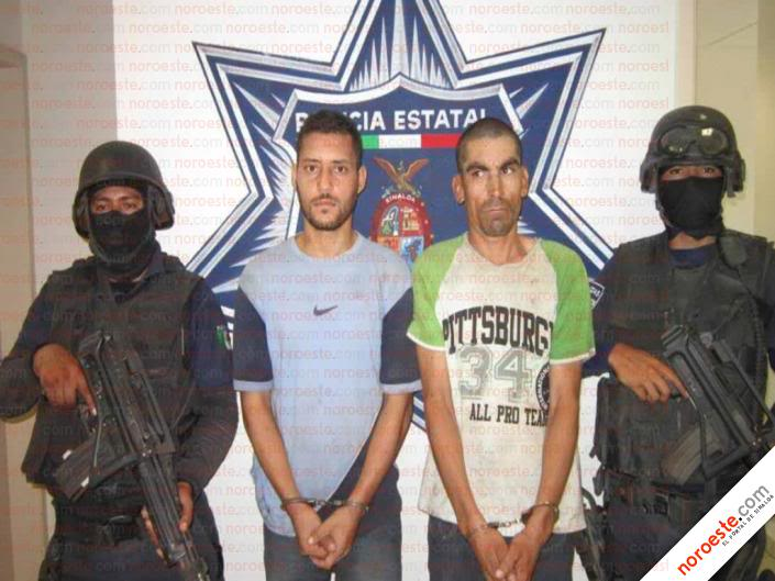 Fotos de la Policía Élite de Sinaloa Imagen16