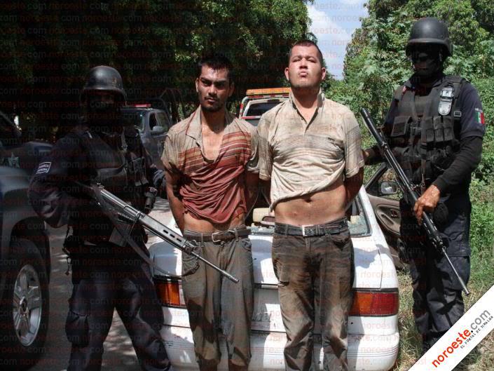 Fotos de la Policía Élite de Sinaloa Imagen17