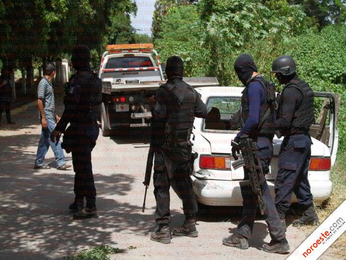 Fotos de la Policía Élite de Sinaloa Imagen18