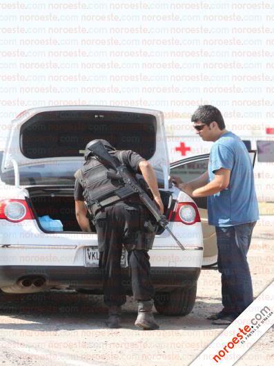 Fotos de la Policía Élite de Sinaloa Imagen19