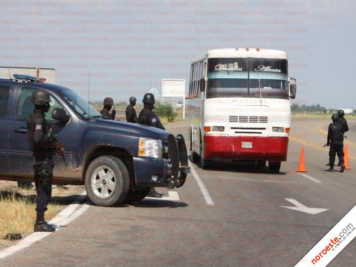 Fotos de la Policía Élite de Sinaloa Imagen20