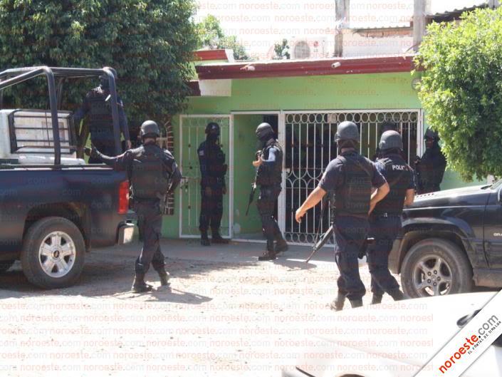 Fotos de la Policía Élite de Sinaloa Imagen21