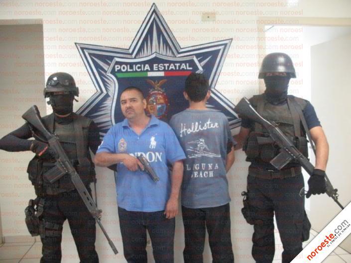 Fotos de la Policía Élite de Sinaloa Imagen23
