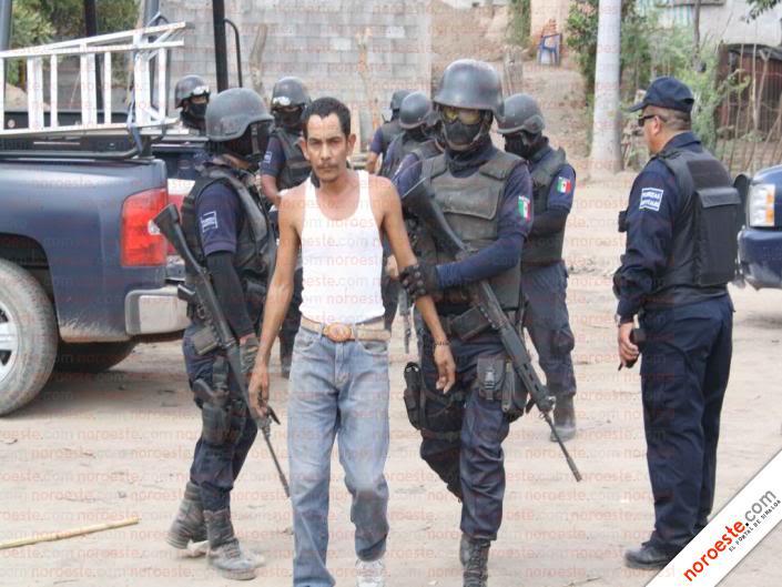 Fotos de la Policía Élite de Sinaloa Imagen25