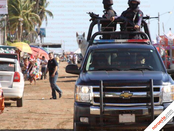 Fotos de la Policía Élite de Sinaloa Imagen27