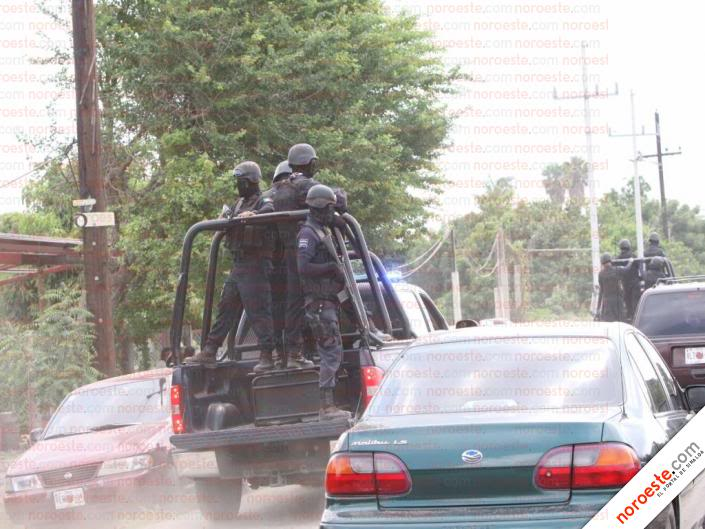 Fotos de la Policía Élite de Sinaloa Imagen28