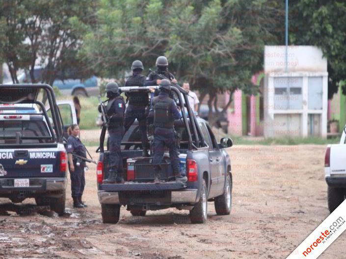 Fotos de la Policía Élite de Sinaloa Imagen29