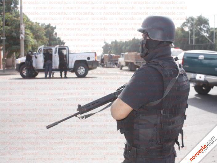 Fotos de la Policía Élite de Sinaloa Imagen31