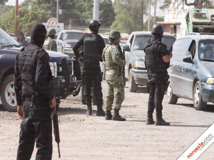 Fotos de la Policía Élite de Sinaloa Imagen32