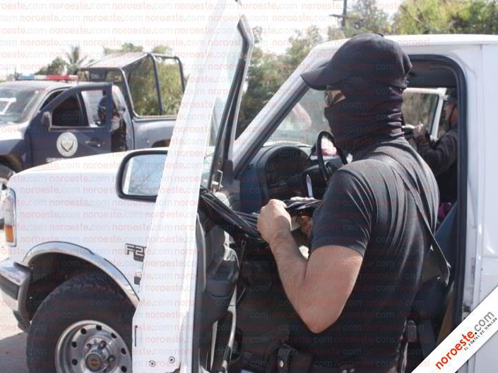 Fotos de la Policía Élite de Sinaloa Imagen33