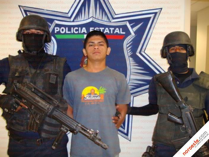 Fotos de la Policía Élite de Sinaloa Imagen34