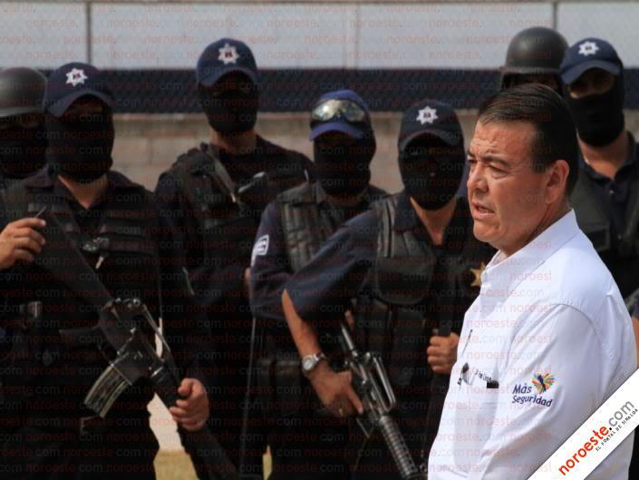 Fotos de la Policía Élite de Sinaloa Imagen35