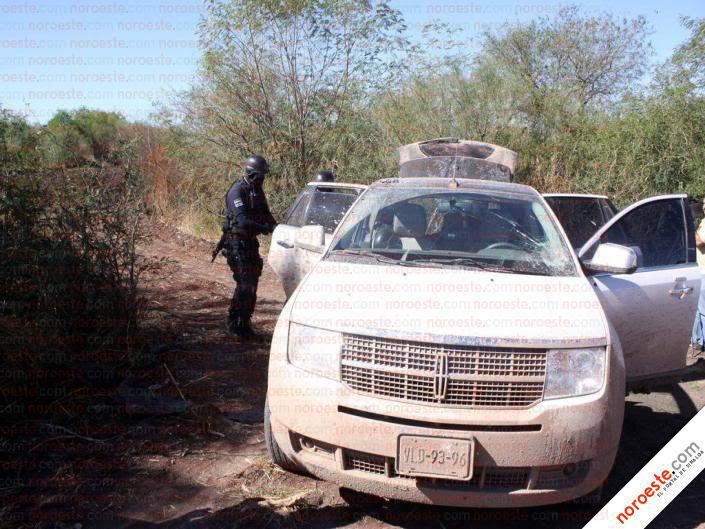 Fotos de la Policía Élite de Sinaloa Imagen37