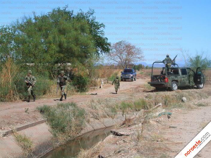 Fotos de la Policía Élite de Sinaloa Imagen39