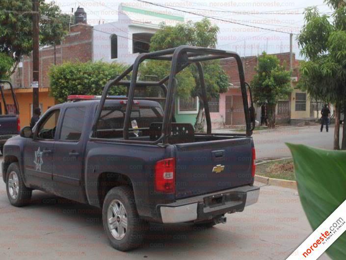 Fotos de la Policía Élite de Sinaloa Imagen4