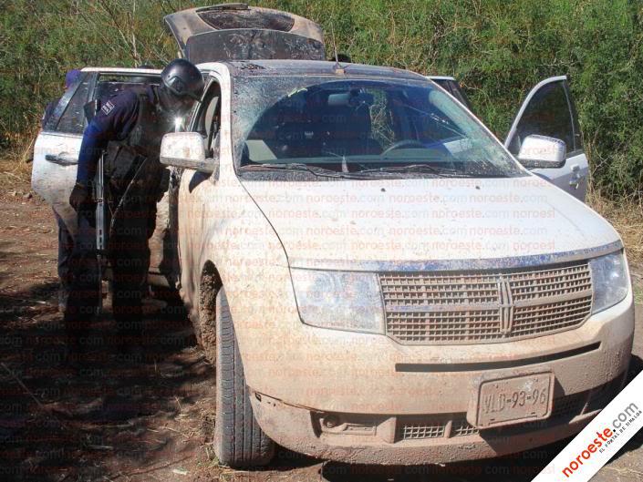 Fotos de la Policía Élite de Sinaloa Imagen40