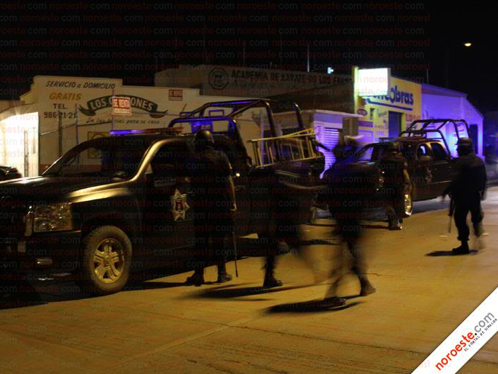 Fotos de la Policía Élite de Sinaloa Imagen5