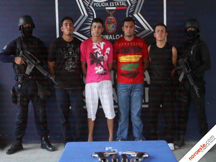 Fotos de la Policía Élite de Sinaloa Imagen6