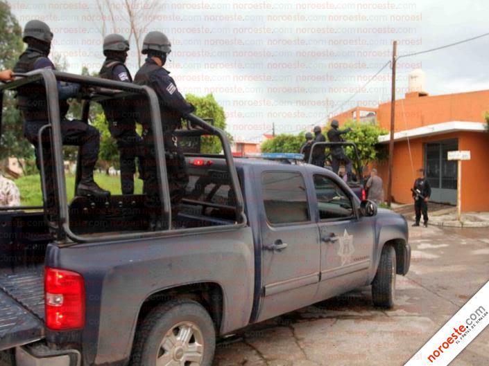 Fotos de la Policía Élite de Sinaloa Imagen8