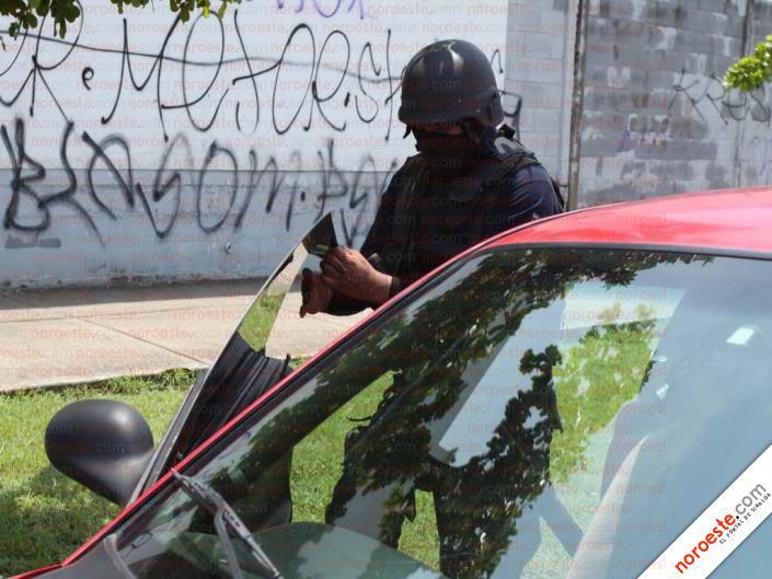Fotos de la Policía Élite de Sinaloa Imagen9