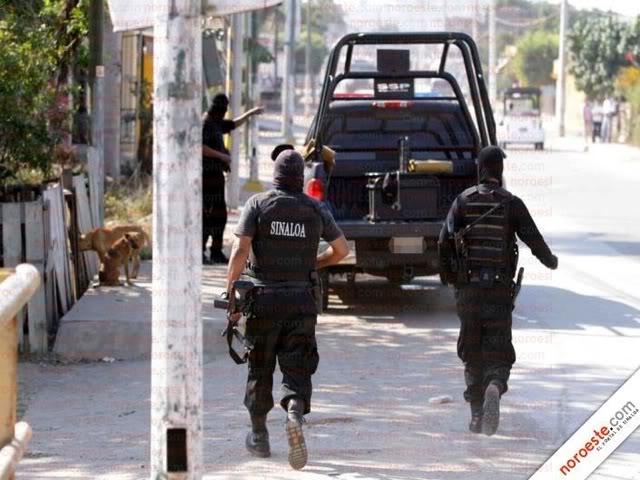 Fotos de la Policía Élite de Sinaloa Misc37