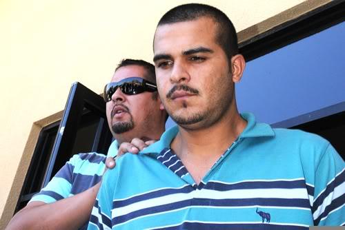 mexicali - Rescatan ministeriales y soldados a secuestrado por narcos en Mexicali Pil-2
