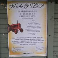 Wanha Willähti -perinnetapahtuma 17.6-18.6.2017 14401417.t